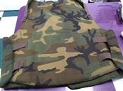 BODY ARMOR GROUND TROOPS FRAGMATION VEST SIZE XL